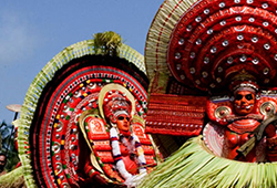 Theyyam and Village Experience